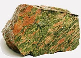Rough_Unakite